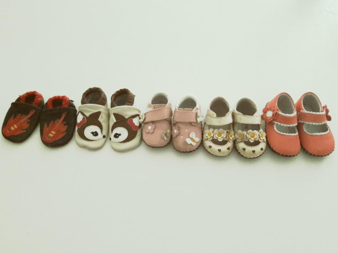 8a39ef72e3c L apprentissage de la marche   les chaussons en cuir souple – Maman Lilie