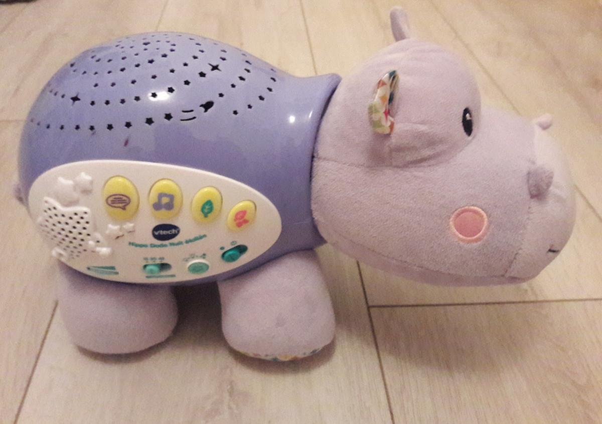 Veilleuse : hippo dodo nuit étoilée