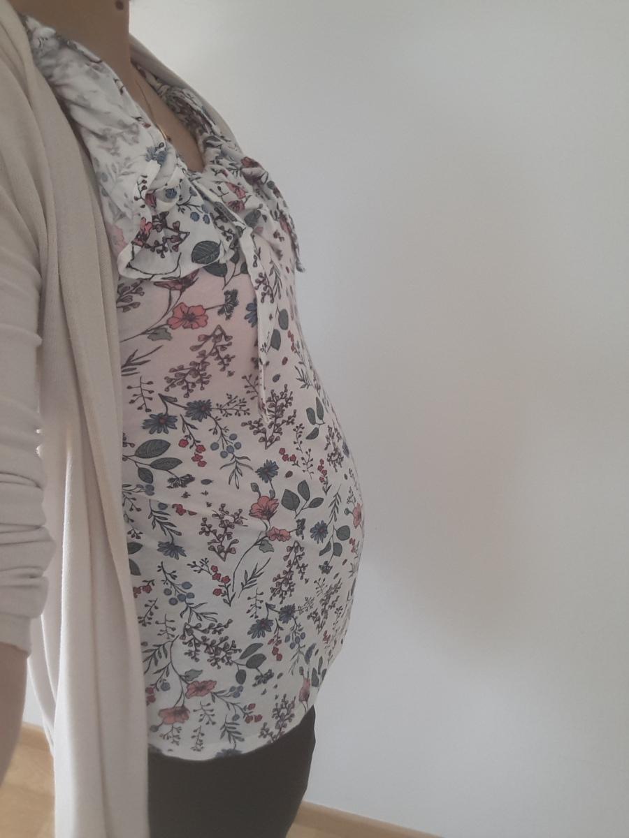 Ma deuxième grossesse à mi parcours