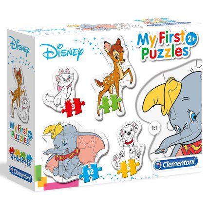 puzzles 3-6-9-12 pieces disney 9.99